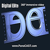Digital Elite - 360° immersive video - PanoCAST